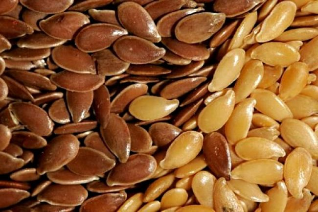 Look for clean and shiny Flaxseeds which are more nutritious and are not contaminated