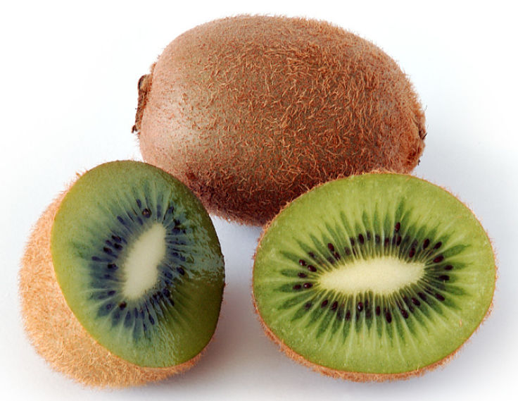 Kiwi Fruits are one of the healthiest fruits