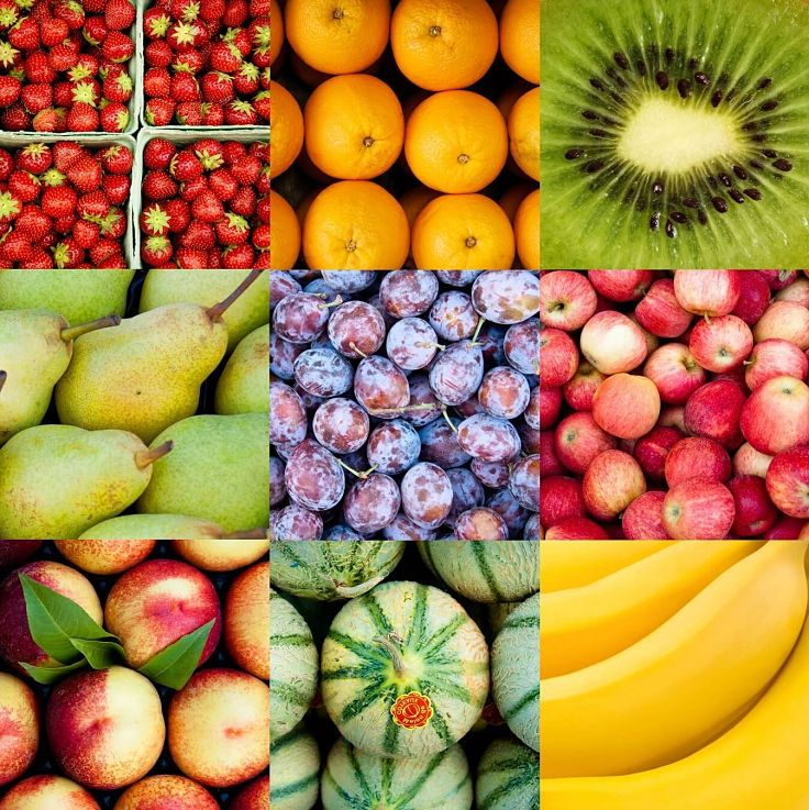 Fruit is wonderful but beware of the high sugar content and high calories. Choose your fruit carefully.