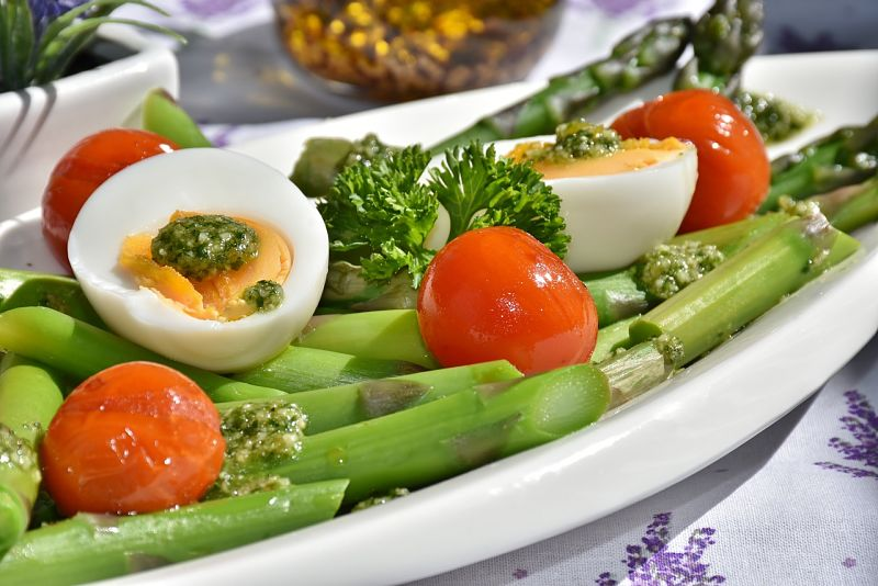 Asparagus is a delight in salads and side dishes. See the many ways to use asparagus here.