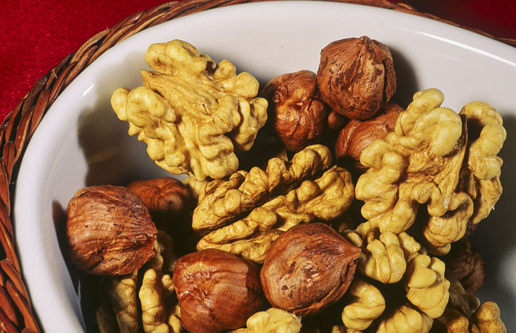 Hazelnuts are rest in mixed nuts. They are delightful in many savory dishes including chicken, pork. The taste and texture add an extra dimension in many dishes.