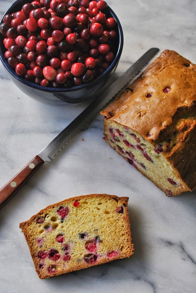 Cranberries are a wonderful addition to cakes, slices pies and muffins