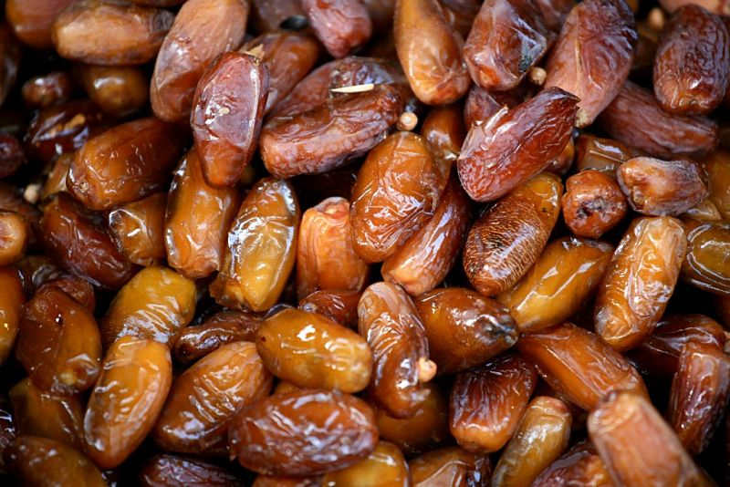 Dates are a versatile high energy food that are a good source of fiber, vitamins and minerals. See the nutrient data here.