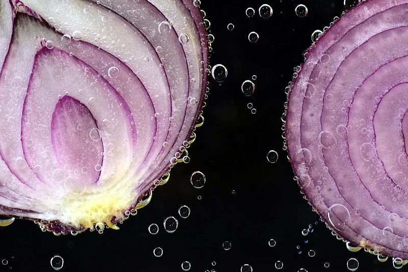 Onions make a wonderful addition to soups