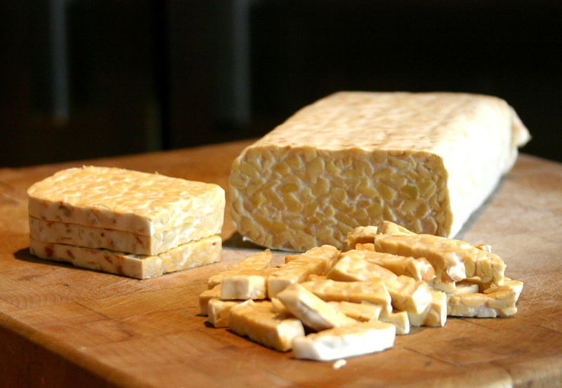 Tempeh is delicious and very versatile