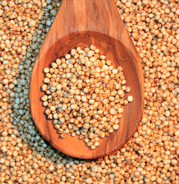 Quinoa ia a wonderful natural whole food